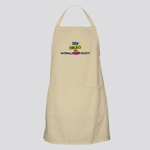 Sex Drugs And National Honor Society Apron