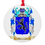 Abbatucci Round Ornament