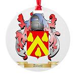 Abbett Round Ornament