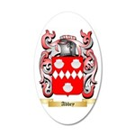 Abbey 35x21 Oval Wall Decal