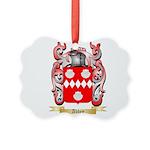 Abbey Picture Ornament