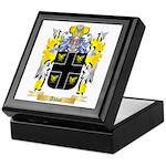 Abbot (English) Keepsake Box