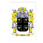 Abbot (English) Postcards (Package of 8)