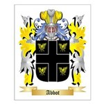 Abbot (English) Small Poster