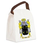 Abbot (English) Canvas Lunch Bag