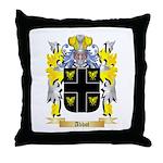 Abbot (English) Throw Pillow