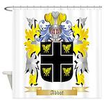 Abbot (English) Shower Curtain