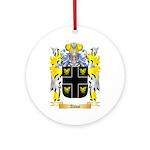 Abbot (English) Ornament (Round)