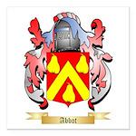 Abbot Square Car Magnet 3
