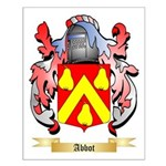 Abbot Small Poster