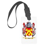 Abbot Large Luggage Tag