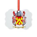 Abbot Picture Ornament