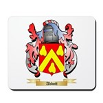 Abbott Mousepad