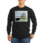 Service Long Sleeve Dark T-Shirt