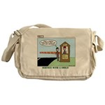 Service Messenger Bag