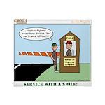 Service Throw Blanket