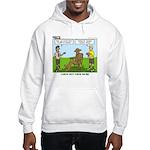 Wood Carving Hooded Sweatshirt