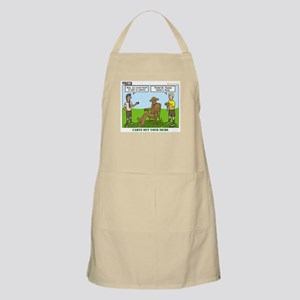 Wood Carving Apron