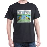 Reptile Study Dark T-Shirt