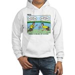 Reptile Study Hooded Sweatshirt
