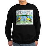 Reptile Study Sweatshirt (dark)