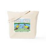 Reptile Study Tote Bag