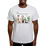 Plant Study Light T-Shirt