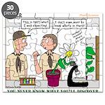 Plant Study Puzzle