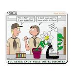 Plant Study Mousepad