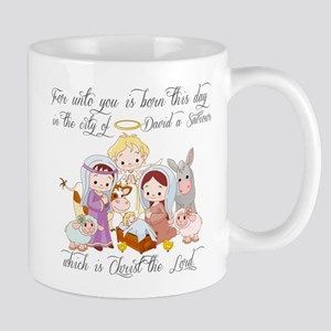Baby Jesus Mug