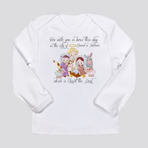 Baby Jesus Long Sleeve Infant T-Shirt