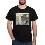 Pioneering in Space Dark T-Shirt