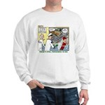 Pioneering in Space Sweatshirt