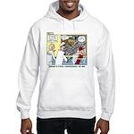 Pioneering in Space Hooded Sweatshirt