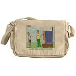 Forestry Messenger Bag