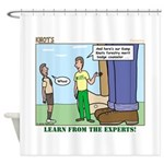 Forestry Shower Curtain