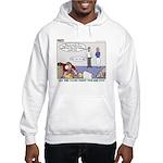 Fingerprinting Hooded Sweatshirt