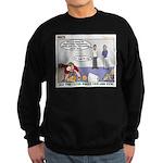 Fingerprinting Sweatshirt (dark)