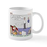Fingerprinting Mug