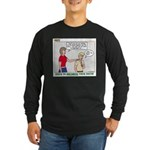 Dentistry Long Sleeve Dark T-Shirt