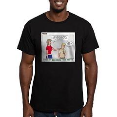 Dentistry Men's Fitted T-Shirt (dark)