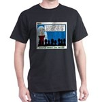Blue and Gold Dark T-Shirt