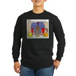 Camp Totems Long Sleeve Dark T-Shirt