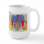 Camp Totems Large Mug