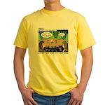 Camp Sick Yellow T-Shirt