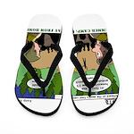 Camp Sick Flip Flops