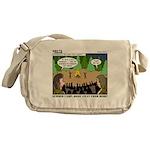 Camp Sick Messenger Bag