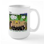 Camp Sick Large Mug