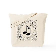 Music Teacher Gift Idea Tote Bag