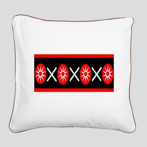 CHAHTA Square Canvas Pillow